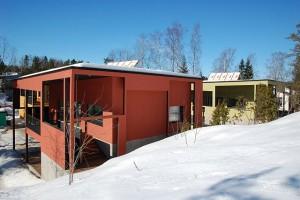 Passiivmaja Soomes aastal 2013